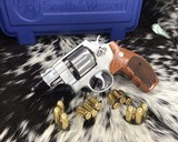 Smith & Wesson S&W Model 625-10 Performance Center Lew Horton 2 Inch Airweight 45 ACP Double Action Revolver - 1 of 9