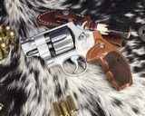 Smith & Wesson S&W Model 625-10 Performance Center Lew Horton 2 Inch Airweight 45 ACP Double Action Revolver - 4 of 9