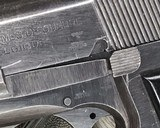 WWII German Inspected ,Slotted FN High Power, 9mm, Numbers match. - 3 of 16