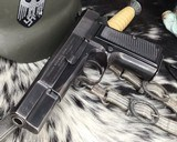 WWII German Inspected ,Slotted FN High Power, 9mm, Numbers match.