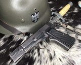 WWII German Inspected ,Slotted FN High Power, 9mm, Numbers match. - 10 of 16