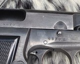 WWII German Inspected ,Slotted FN High Power, 9mm, Numbers match. - 5 of 16