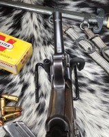 1920 DWM P08 Commercial Luger,.30 Luger, W/shoulder rig and extra magazine. - 13 of 14