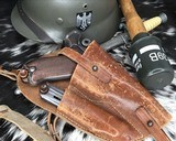 1920 DWM P08 Commercial Luger,.30 Luger, W/shoulder rig and extra magazine. - 10 of 14