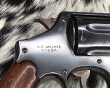ID'ED Smith And Wesson model 1917 Revolver, .45 acp - 10 of 17
