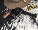 ID'ED Smith And Wesson model 1917 Revolver, .45 acp - 7 of 17