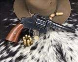 ID'ED Smith And Wesson model 1917 Revolver, .45 acp - 4 of 17
