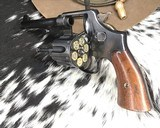 ID'ED Smith And Wesson model 1917 Revolver, .45 acp - 11 of 17