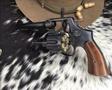 ID'ED Smith And Wesson model 1917 Revolver, .45 acp - 13 of 17