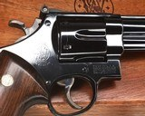 1956 Smith and Wesson Pre-29, .5 Screw, 44 magnum, 6.5 inch W/ Presentation Case - 2 of 25