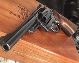 1956 Smith and Wesson Pre-29, .5 Screw, 44 magnum, 6.5 inch W/ Presentation Case - 9 of 25