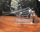 1956 Smith and Wesson Pre-29, .5 Screw, 44 magnum, 6.5 inch W/ Presentation Case - 19 of 25