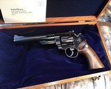 1956 Smith and Wesson Pre-29, .5 Screw, 44 magnum, 6.5 inch W/ Presentation Case - 8 of 25