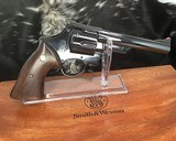 1956 Smith and Wesson Pre-29, .5 Screw, 44 magnum, 6.5 inch W/ Presentation Case - 22 of 25