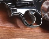 1956 Smith and Wesson Pre-29, .5 Screw, 44 magnum, 6.5 inch W/ Presentation Case - 12 of 25