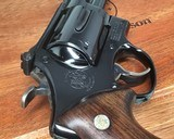 1956 Smith and Wesson Pre-29, .5 Screw, 44 magnum, 6.5 inch W/ Presentation Case - 11 of 25