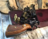Smith and Wesson 1950 Model 45 Target, Pre-26 ,W/Orginal Box - 13 of 25