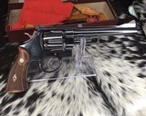 Smith and Wesson 1950 Model 45 Target, Pre-26 ,W/Orginal Box - 3 of 25