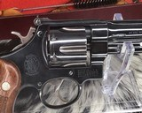 Smith and Wesson 1950 Model 45 Target, Pre-26 ,W/Orginal Box - 22 of 25