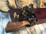 Smith and Wesson 1950 Model 45 Target, Pre-26 ,W/Orginal Box - 18 of 25