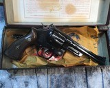 Smith and Wesson 1950 Model 45 Target, Pre-26 ,W/Orginal Box - 2 of 25