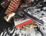 1910 First Generation Colt Single Action Army, .45 Colt, 4 3/4 inch. - 9 of 25