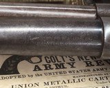 1910 First Generation Colt Single Action Army, .45 Colt, 4 3/4 inch. - 16 of 25