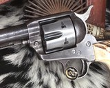 1910 First Generation Colt Single Action Army, .45 Colt, 4 3/4 inch. - 25 of 25
