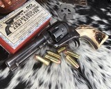 1910 First Generation Colt Single Action Army, .45 Colt, 4 3/4 inch. - 1 of 25