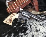 1910 First Generation Colt Single Action Army, .45 Colt, 4 3/4 inch. - 2 of 25