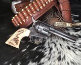 1910 First Generation Colt Single Action Army, .45 Colt, 4 3/4 inch. - 13 of 25