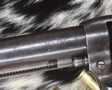 1910 First Generation Colt Single Action Army, .45 Colt, 4 3/4 inch. - 17 of 25