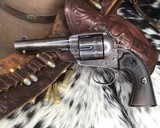 1906 Colt SAA Bisley, .45 Colt, 4.75 inch, First Gen - 18 of 24