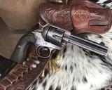 1906 Colt SAA Bisley, .45 Colt, 4.75 inch, First Gen - 21 of 24