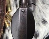 1906 Colt SAA Bisley, .45 Colt, 4.75 inch, First Gen - 5 of 24