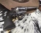 1906 Colt SAA Bisley, .45 Colt, 4.75 inch, First Gen - 14 of 24
