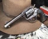 1906 Colt SAA Bisley, .45 Colt, 4.75 inch, First Gen - 16 of 24