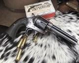 1906 Colt SAA Bisley, .45 Colt, 4.75 inch, First Gen - 19 of 24