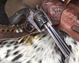 1906 Colt SAA Bisley, .45 Colt, 4.75 inch, First Gen - 2 of 24