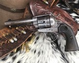 1906 Colt SAA Bisley, .45 Colt, 4.75 inch, First Gen