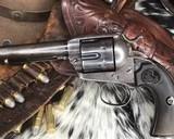 1906 Colt SAA Bisley, .45 Colt, 4.75 inch, First Gen - 9 of 24
