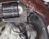 1906 Colt SAA Bisley, .45 Colt, 4.75 inch, First Gen - 12 of 24