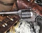 1906 Colt SAA Bisley, .45 Colt, 4.75 inch, First Gen - 3 of 24