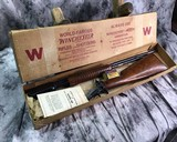 1940 winchester model 62a , .22 sllr., w/ original box and manual