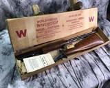 1940 Winchester Model 62A , .22 SLLR., W/Box and Manual
