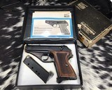 Mauser/Interarms HSc American Eagle One of Five Thousand Pistol, Boxed/unfired