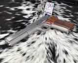 AMT Auto Mag II, LNIB Stainless .22 Magnum
