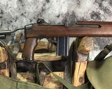 WWII Inland M1A1 Carbine Paratrooper W/case - 22 of 24
