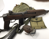 WWII Inland M1A1 Carbine Paratrooper W/case - 5 of 24