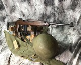 WWII Inland M1A1 Carbine Paratrooper W/case - 14 of 24